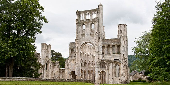 abbaye-de-jumieges