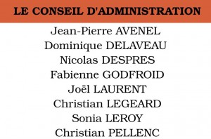 NOUVEAU CONSEIL D'ADMINISTRATION-1